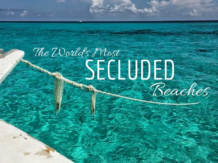 Most Secluded Beaches1 Jpg