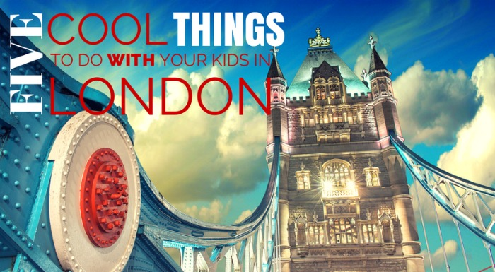 Things to do in London with Children