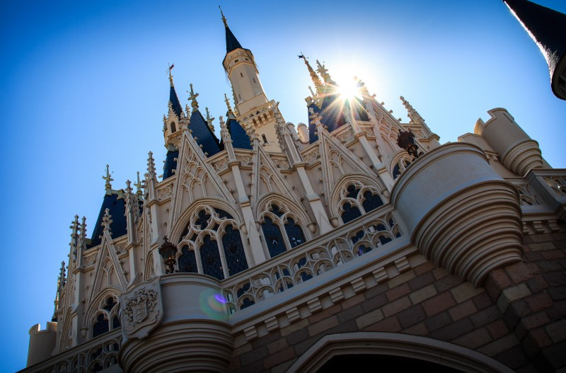Disney World, Cinderella's Castle, top things to do in orlando