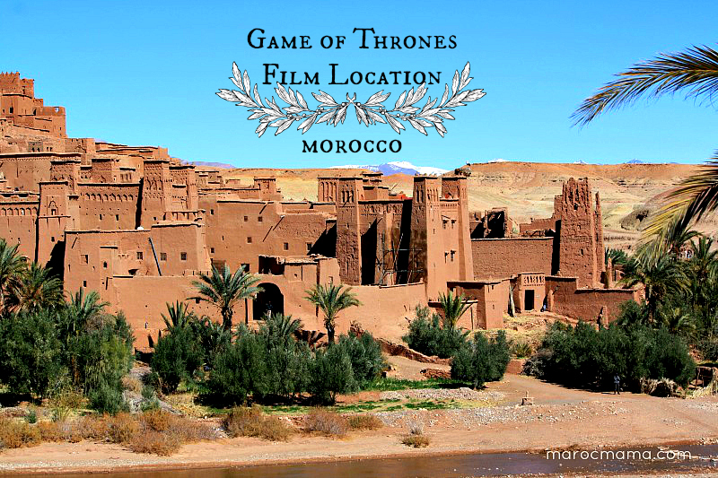 Of Thrones Filming Locations Morocco