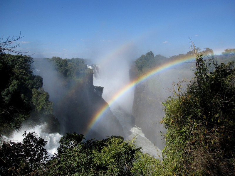 travel to africa, the best waterfalls, magical waterfalls