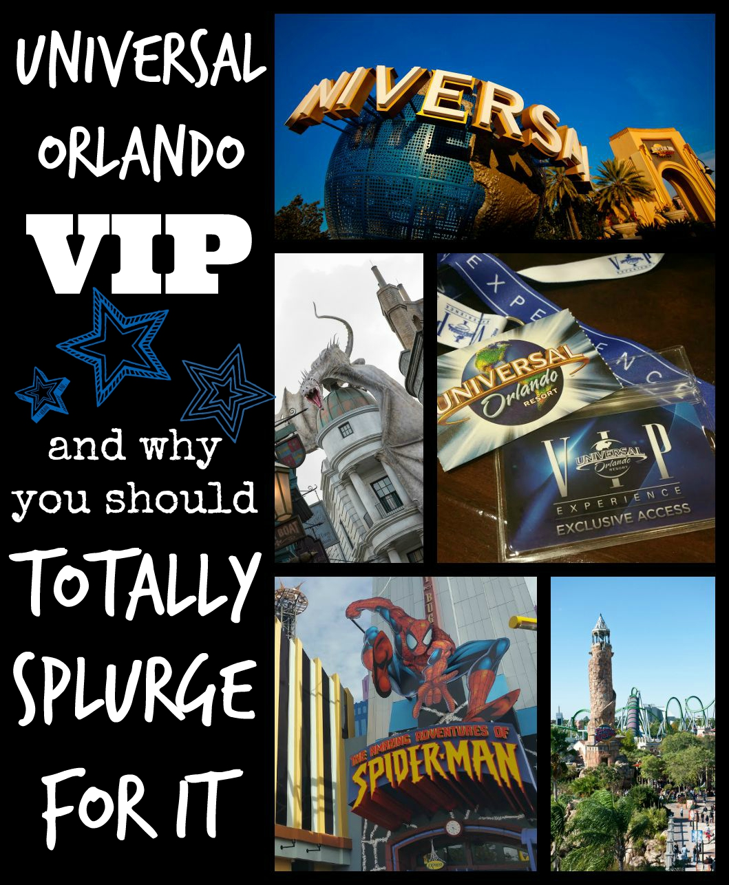 Universal Orlando VIP Tour Feature
