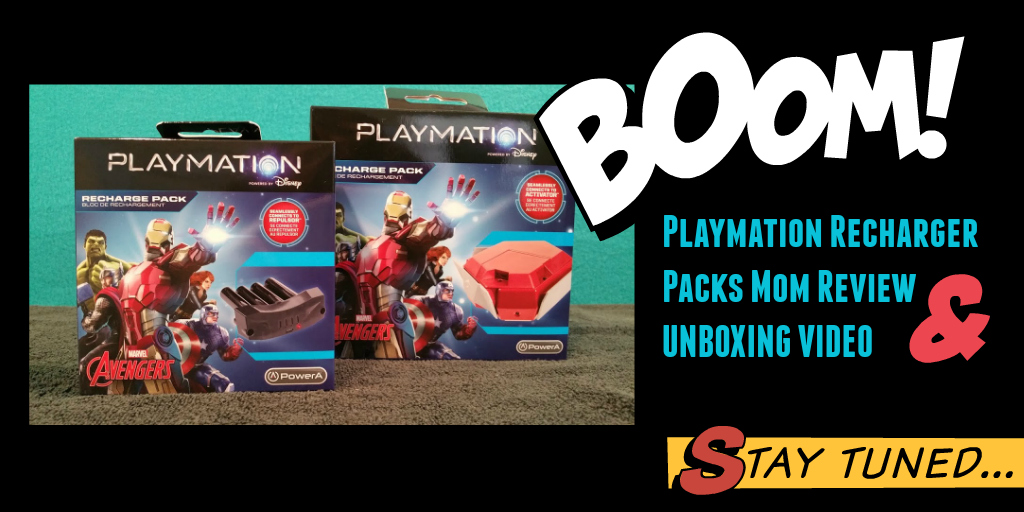 Playmation Recharger Packs t