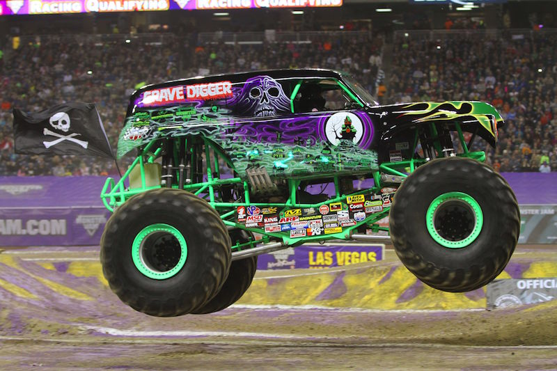 Free monster jam coloring pages recipes crafts and more for Grave digger monster truck coloring pages