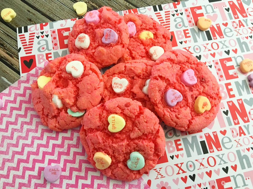 Valentine's Day Recipe, Heart Cookies Recipe, Valentine's Day Heart Cookies