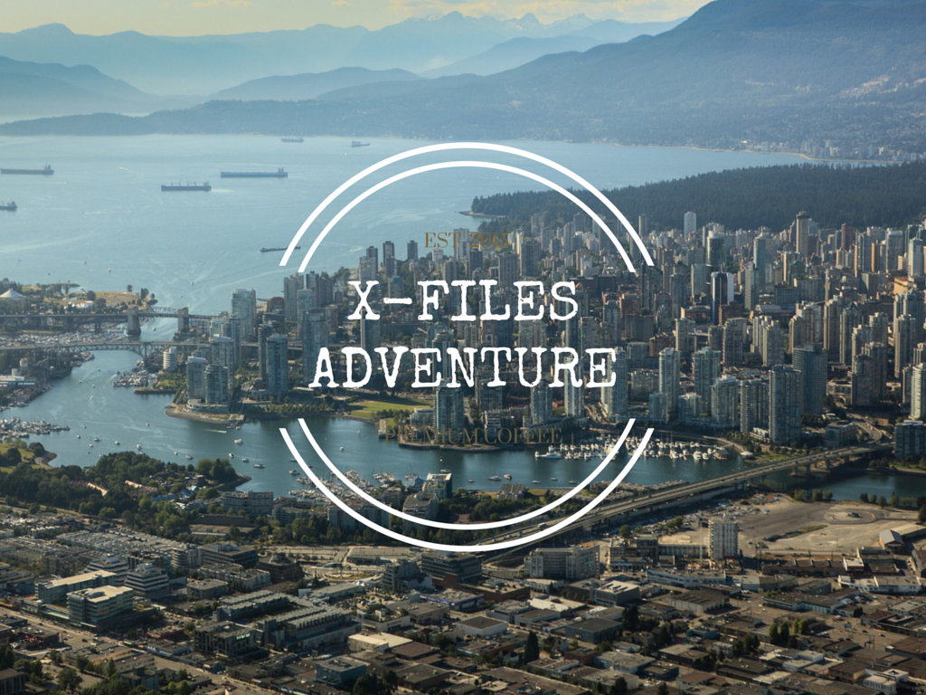 Vancouver, X Files