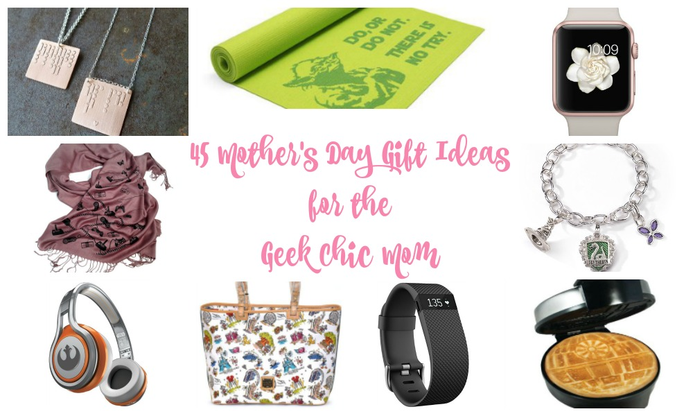 Geeky Mother's Day Gift Ideas