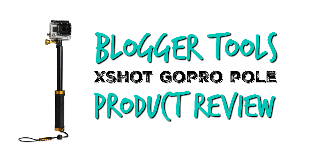 XShot GoPro Pole Product Review feature