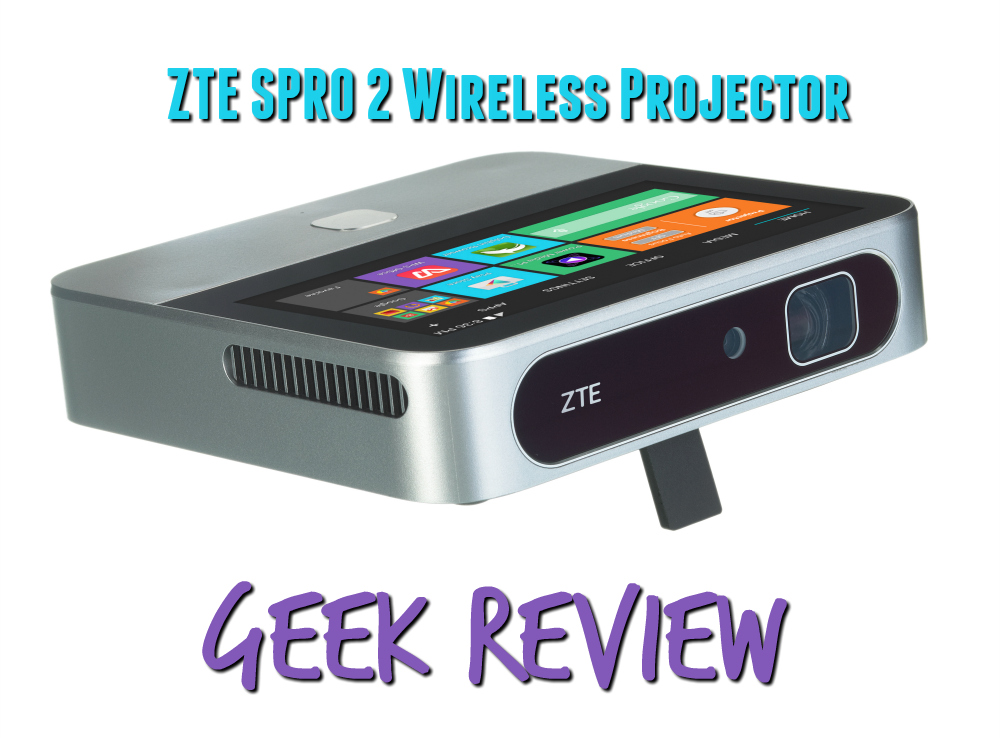 ZTE SPRO 2 Wireless Projector