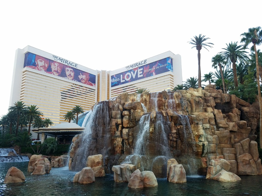 Beatles LOVE Las Vegas review