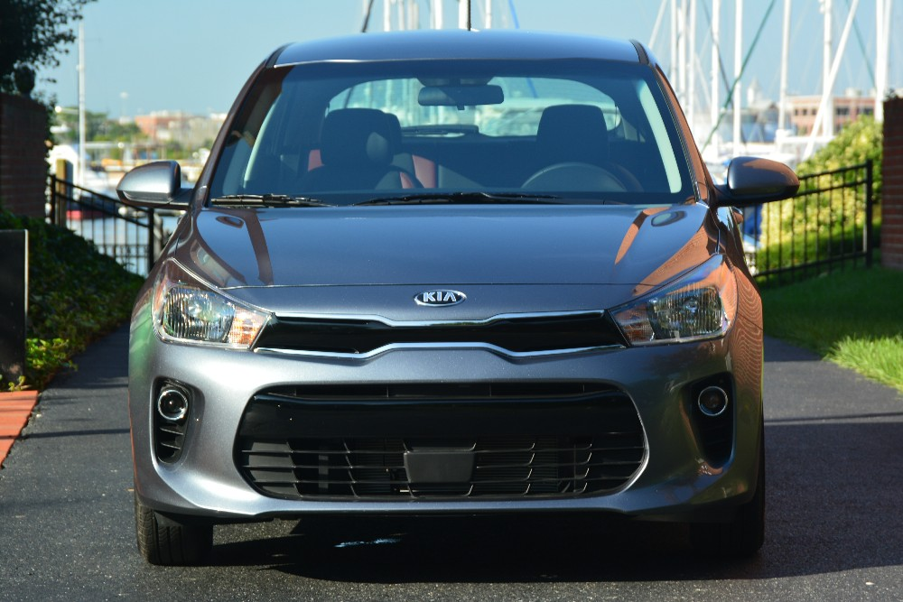 Kia Rio, First Car, 5-Door