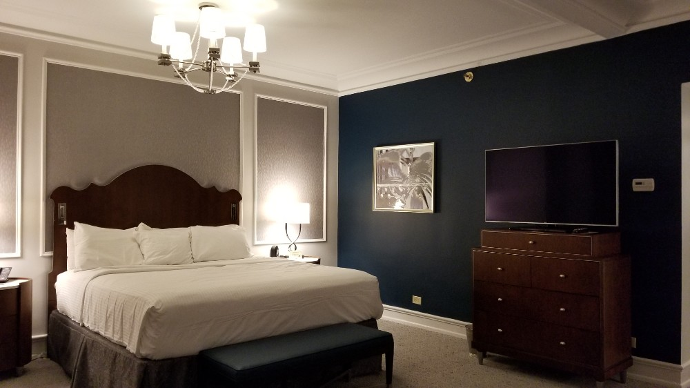 Where to stay in Memphis, The Peabody Hotel Memphis, Renovation, good hotel bed