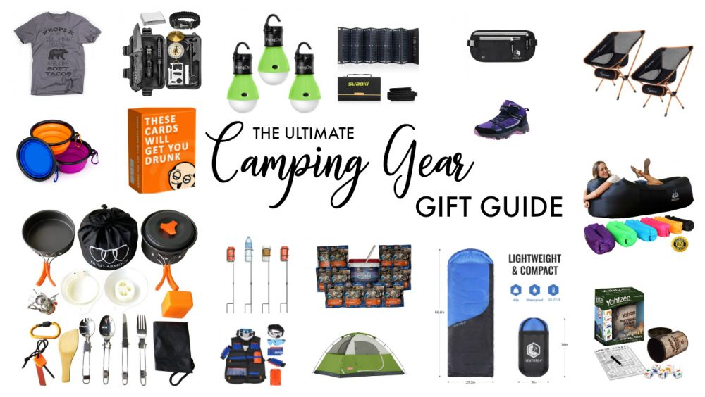 what to bring camping, camping gear