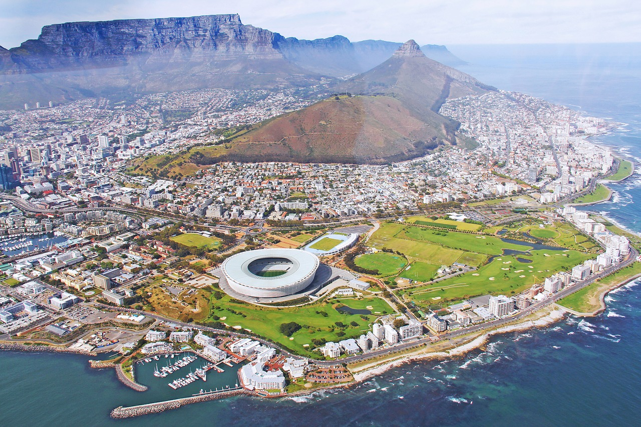 south africa cape town, honeymoon destinations