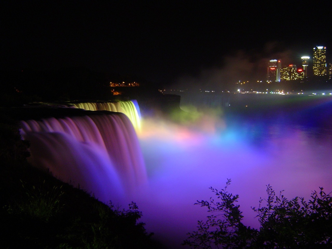 vacation to niagara falls