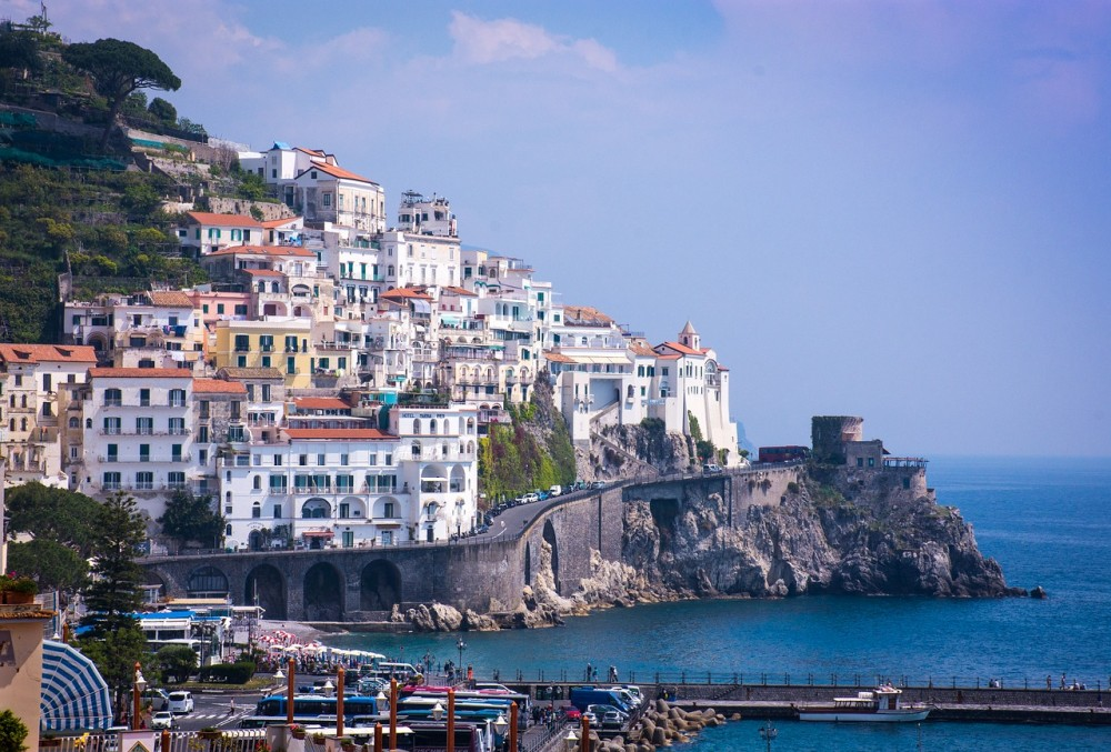 Mediterranean Yacht Destinations, amalfi, ways to save on travel