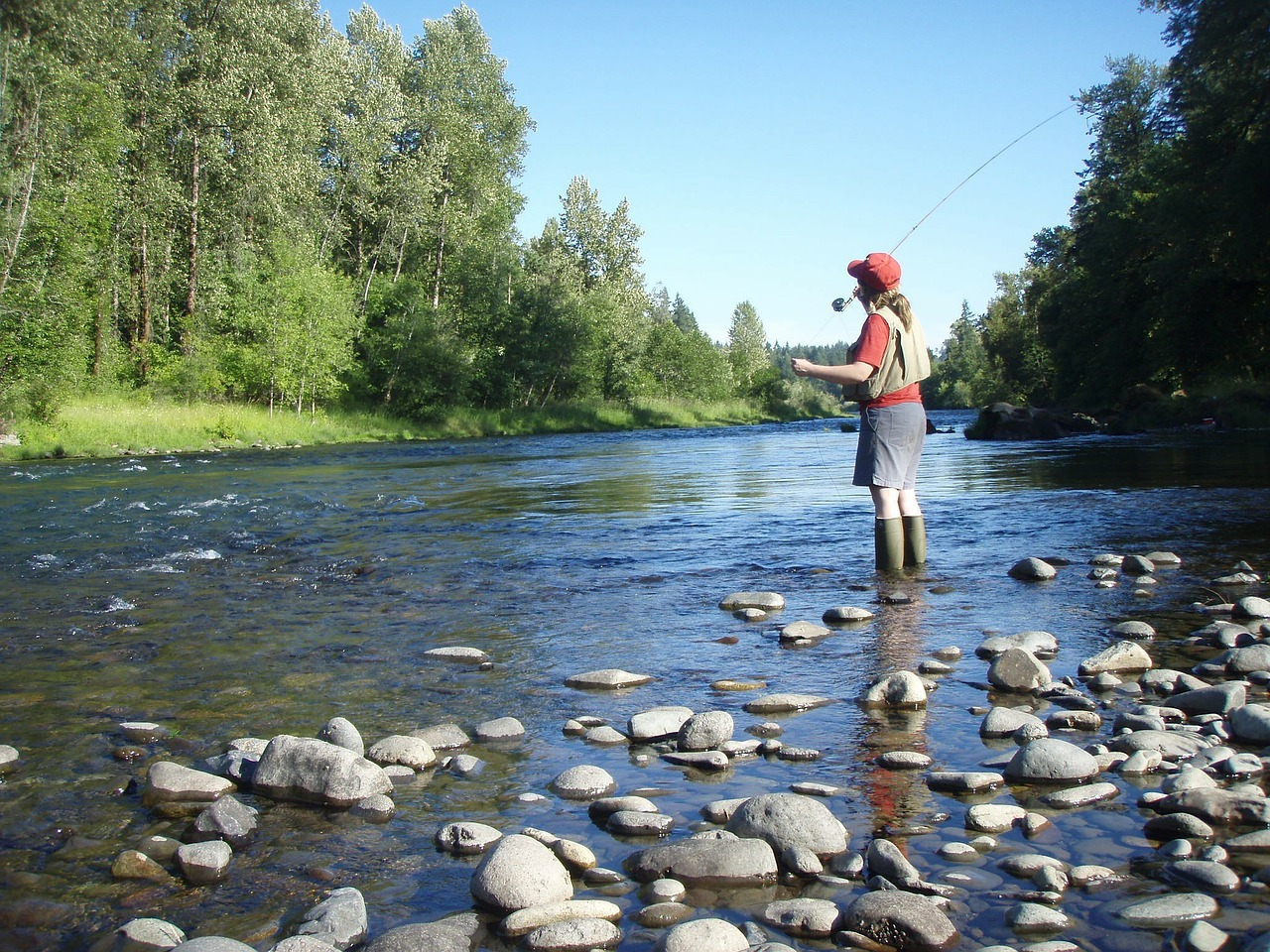 fly fishing tips, fall vacation ideas for 2020