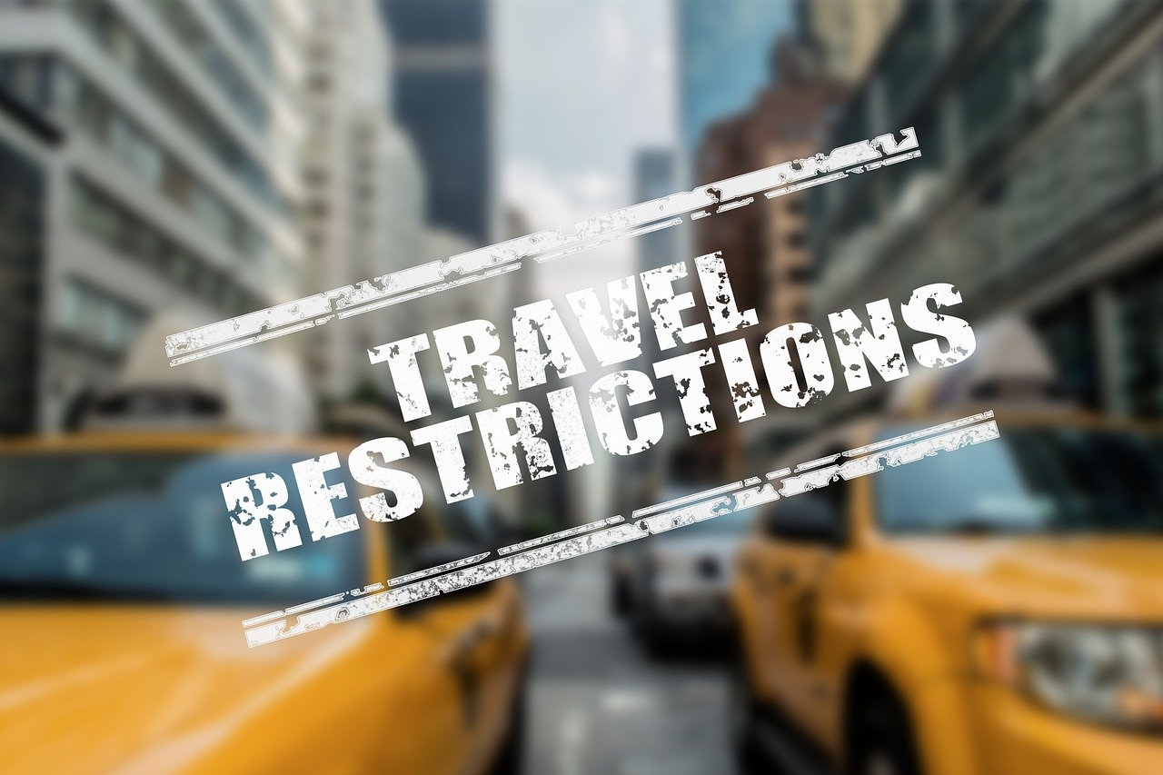 things to do when you can't travel, travel restrictions, travel ban